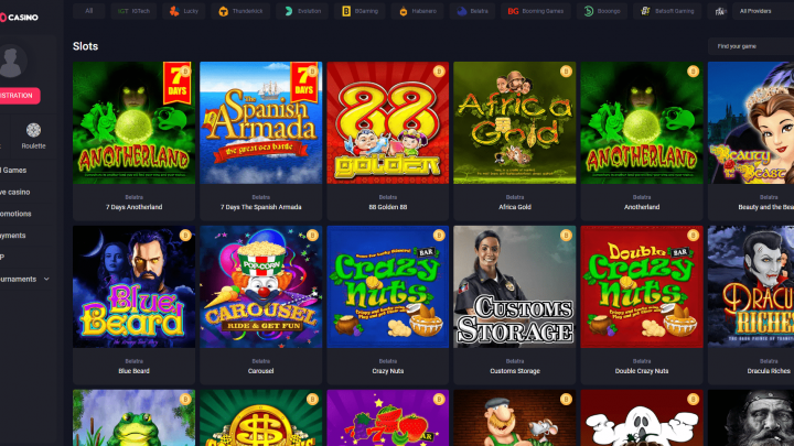 Best opportunity to play gold rush casino game